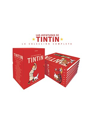 Box Colección completa en castellano.
