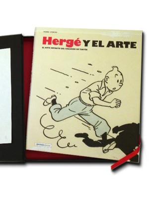 Hergé y el arte (edicion coleccionismo)