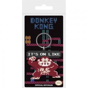 Special product - Llavero Donkey Kong Its On Like