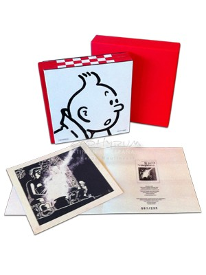 Museo Hergé - edición coleccionista