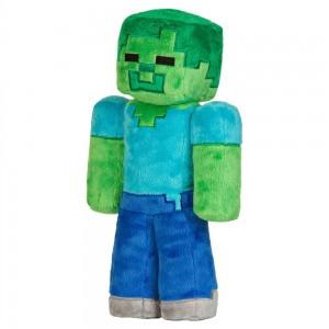 Peluche Minecraft Zombie Multicolor