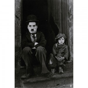 Special product - Poster Charlie Chaplin The Kid