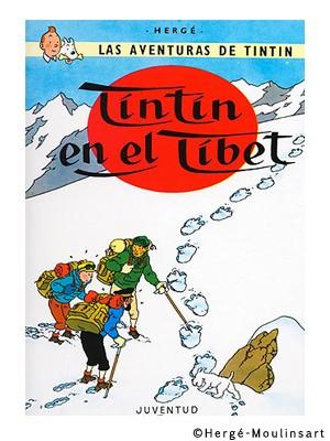Special product - Tintín en el Tibet